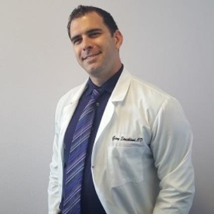 Dr Gary Strickland